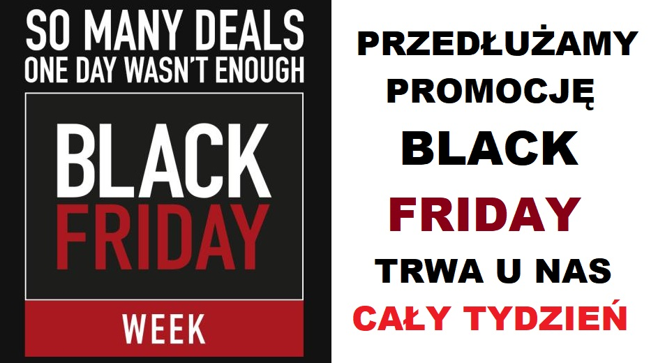 Black Friday – Black Week